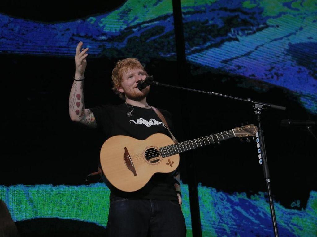 Konser Ed Sheeran di Jakarta: Penantian yang Terbayar Lunas