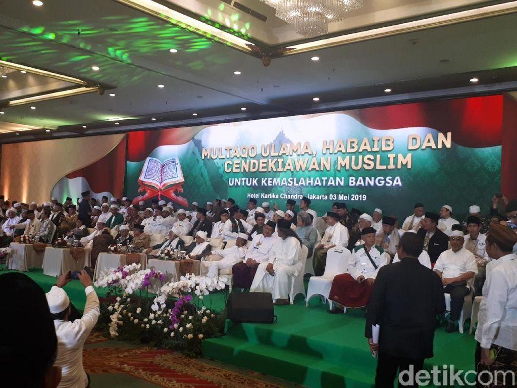 Mbah Moen hingga Said Aqil Kumpul Doa Bersama untuk Bangsa
