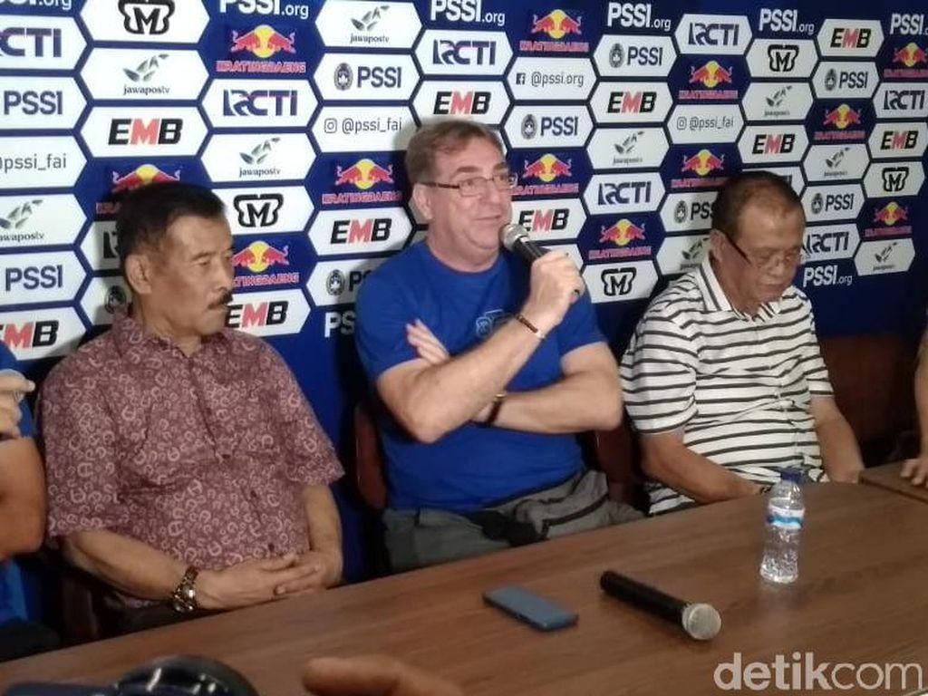 Robert Rene Pede Bawa Persib Bentukan Radovic ke Liga 1