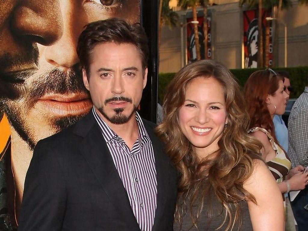 Susan Downey, Istri Robert Downey Jr. yang Sering Makan Makan Bareng Suami