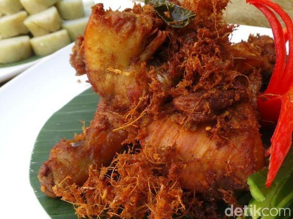 Resep Ayam Goreng Laos yang Renyah Wangi