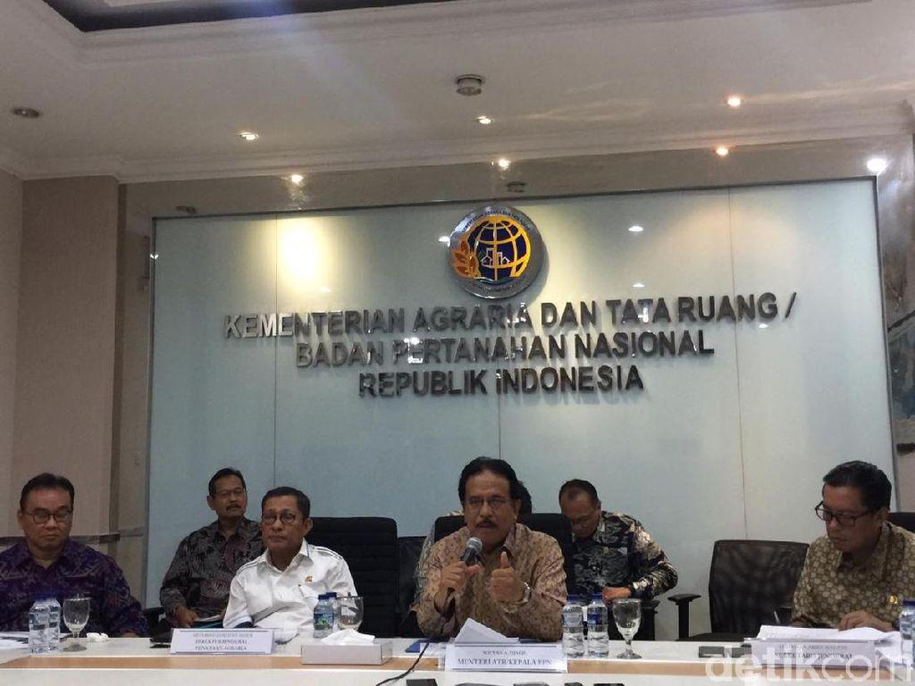 Menteri ATR Cek Konsesi Perusahaan Nakal yang Disinggung Jokowi