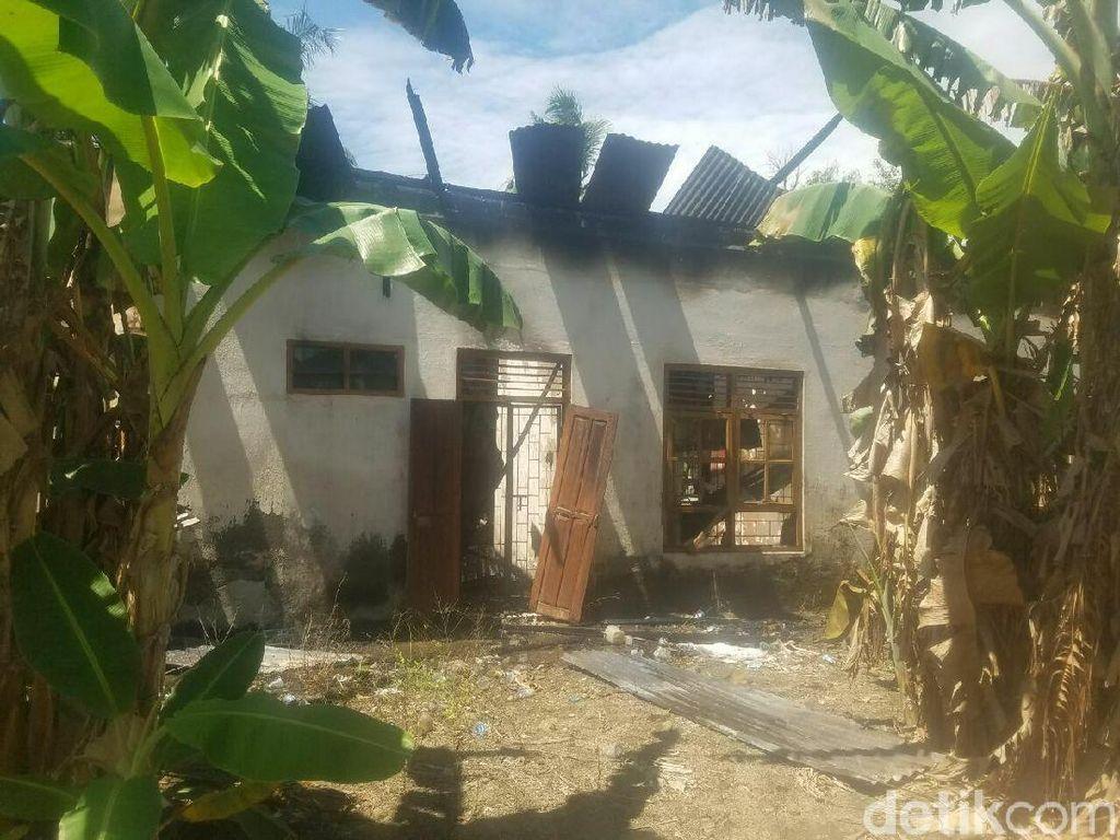 Warga Bakar Kantor Desa Gara-gara AJB, Bupati Pinrang: Akta Dia Palsu