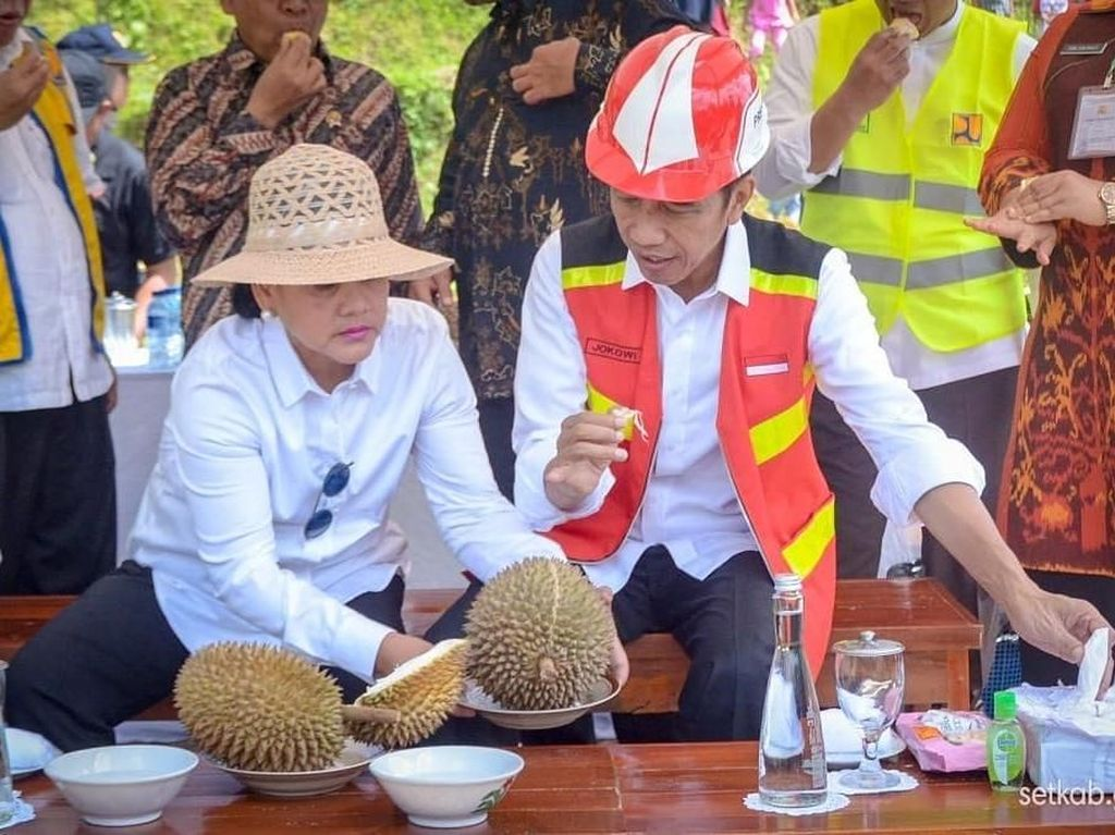 Makanan Favorit Jokowi-Maruf hingga Usaha Kuliner Artis yang Bangkrut