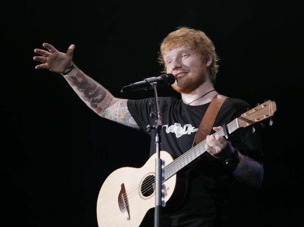 Chord Gitar Lagu Thinking Out Loud oleh Ed Sheeran