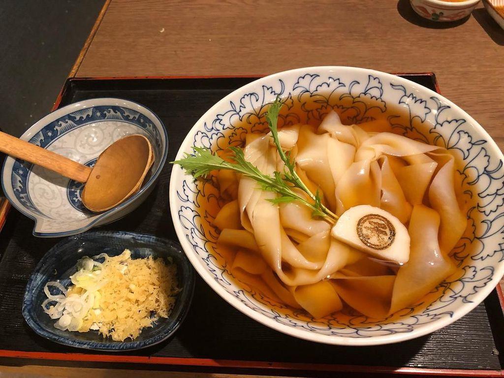 Pencinta Udon, Ini 10 Jenis Udon Nikmat dari Tiap Wilayah di Jepang