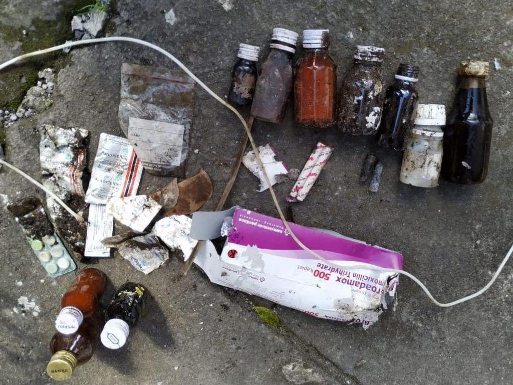 Limbah Medis di RSUP Sanglah Bali 1 Ton/Hari, Dibuang di Mojokerto