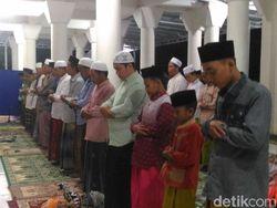 Pandemi Corona, Kemenag Sumbar Tiadakan Salat Tarawih Selama Ramadan