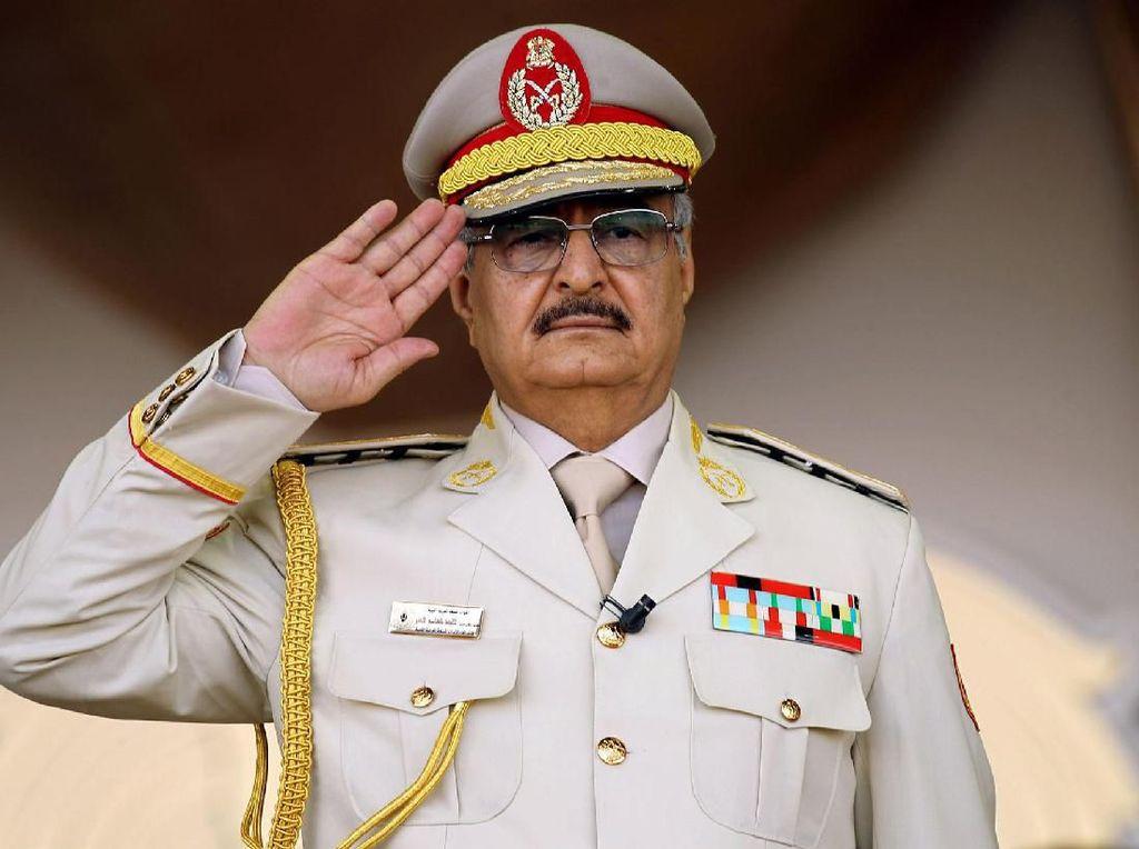 Hampir 400 Orang Tewas dalam Konflik Bersenjata di Tripoli Libya