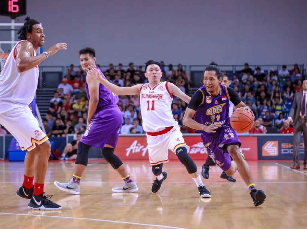CLS Knights Menangi Gim Pertama Final ABL 2018/2019