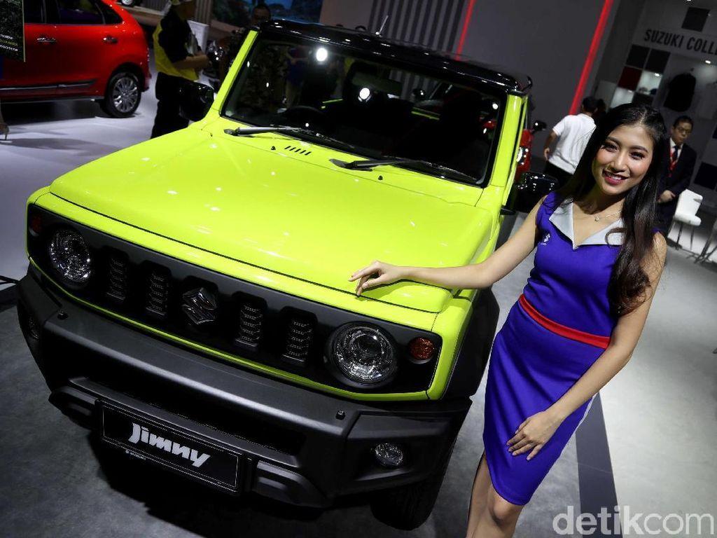 Dijual 4 Tipe, Ini Harga Suzuki Jimny di Indonesia