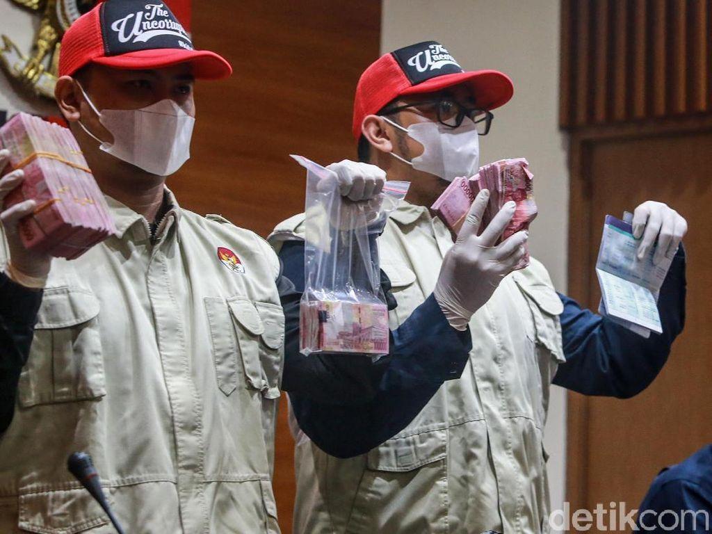 Hakim PN Balikpapan Jadi Tersangka Usai Terjaring OTT KPK