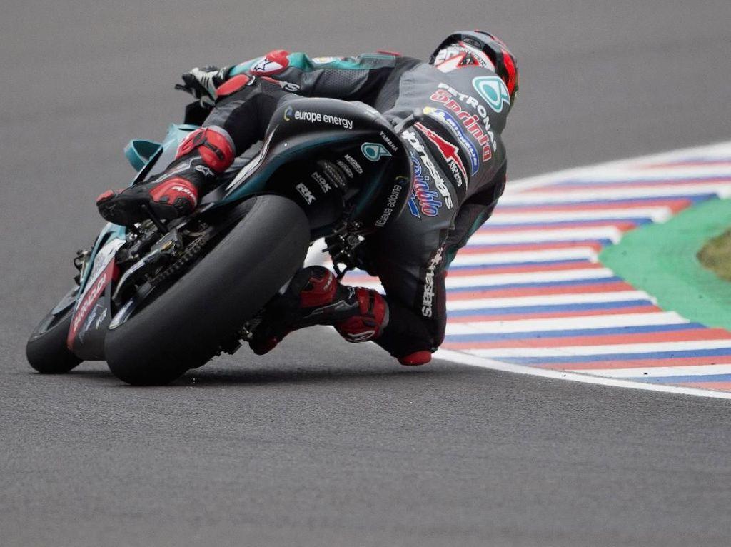 Fabio Quartararo Pole, Yamaha SRT Start 1-2 di MotoGP Spanyol
