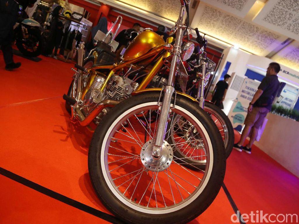 Replika Motor Jokowi Sudah Laku Belasan Unit