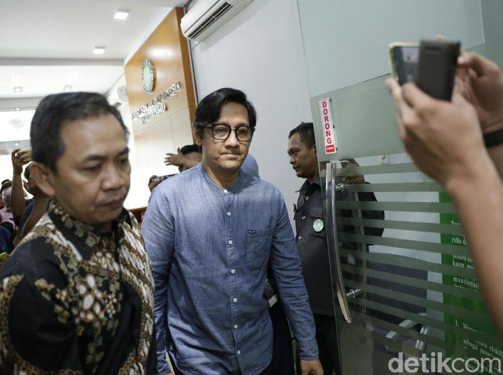 Virzha Yakin Ada Hikmah di Kasus Andre Taulany Dituding Hina Nabi