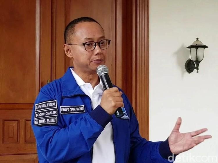 Ternyata PAN Ingin Dukung Jokowi-Maruf di 2019, tapi Dijegal Amien Rais