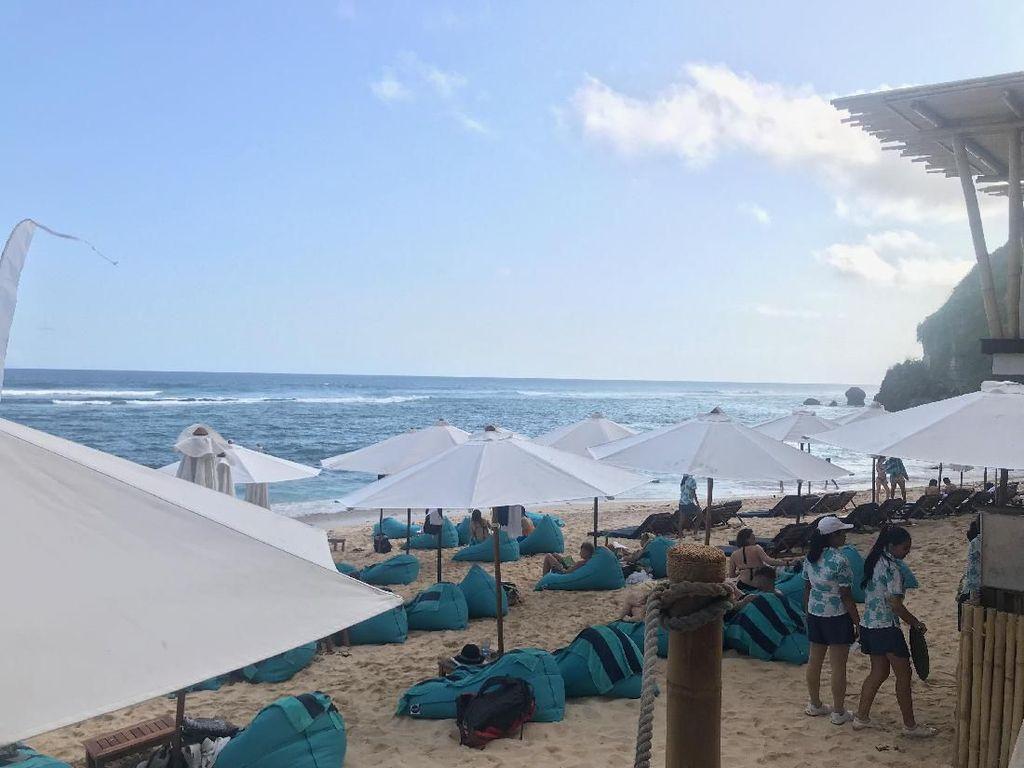 Ini Lho Pantai Tersembunyi di Selatan Bali #JalanBarengGrab
