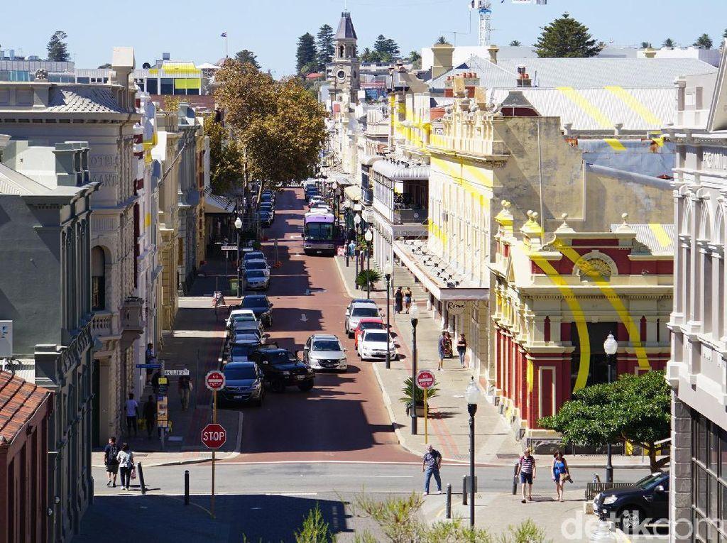 Potret Wisata Sejarah Kota Fremantle, Australia Barat