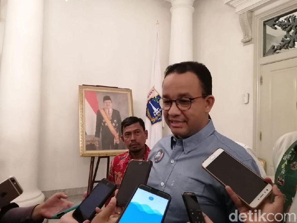 Anies Tidak Soal BW Jadi Tim Hukum Prabowo Selama Tak Ada Conflict of Interest