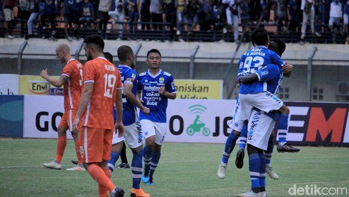 Perisb Bandung ekstra waspada hadapi Persipura di Liga 1 2019. (Wisma Putra/detikSport)