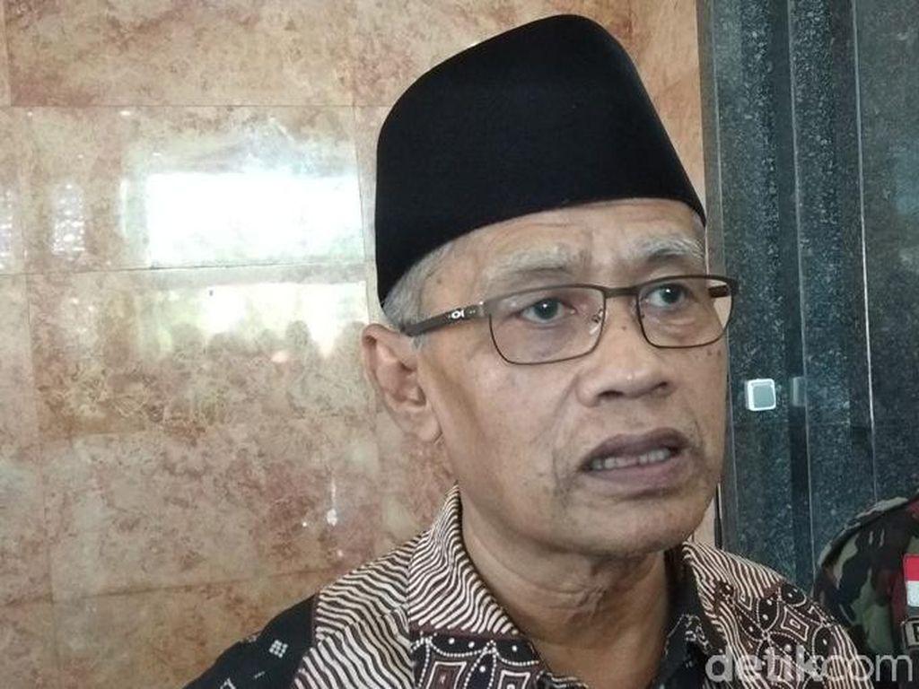 Ketum Muhammadiyah Berharap Medsos Puasa Selama Ramadhan