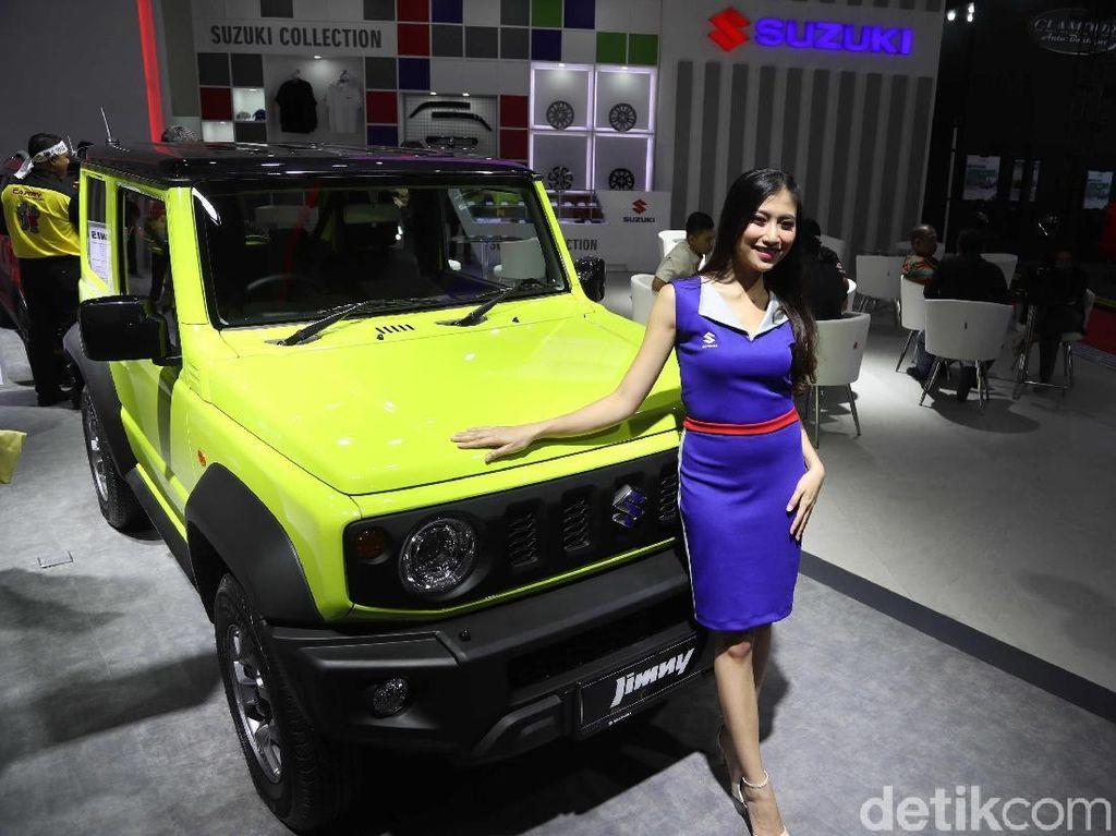 Konsumen di RI Rela Antre Panjang, Eh Suzuki Jimny Malah Diproduksi di India?
