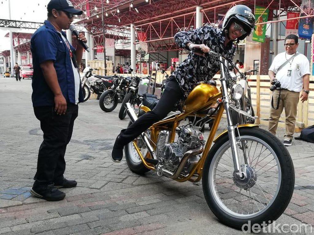 Berita Populer: Chopper Jokowi Rp 100 Juta, Moge-moge Presiden RI