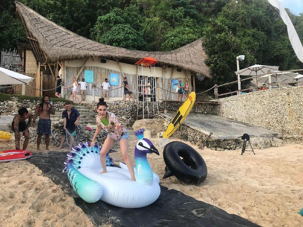 Mau Tahu Liburan Ala Luna Maya di Bali? #JalanBarengGrab
