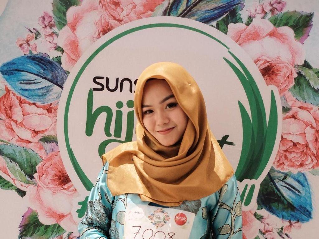 Cantik & Anggun, Ini Gaya Peserta Audisi Sunsilk Hijab Hunt 2019 di Jakarta