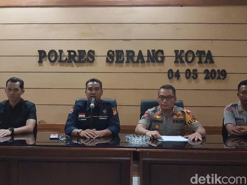 Polisi Buru Penyebar Hoax Ustaz di Serang Tewas Dibunuh PKI