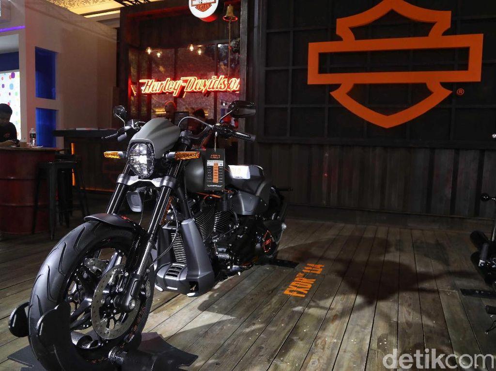 Lebih Murah, Anak Muda Pecinta Harley-Davidson Mulai Merapat
