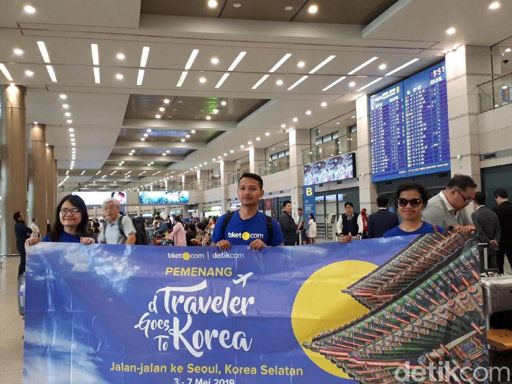 dTraveler Siap Jelajahi Korea Bareng tiket.com!
