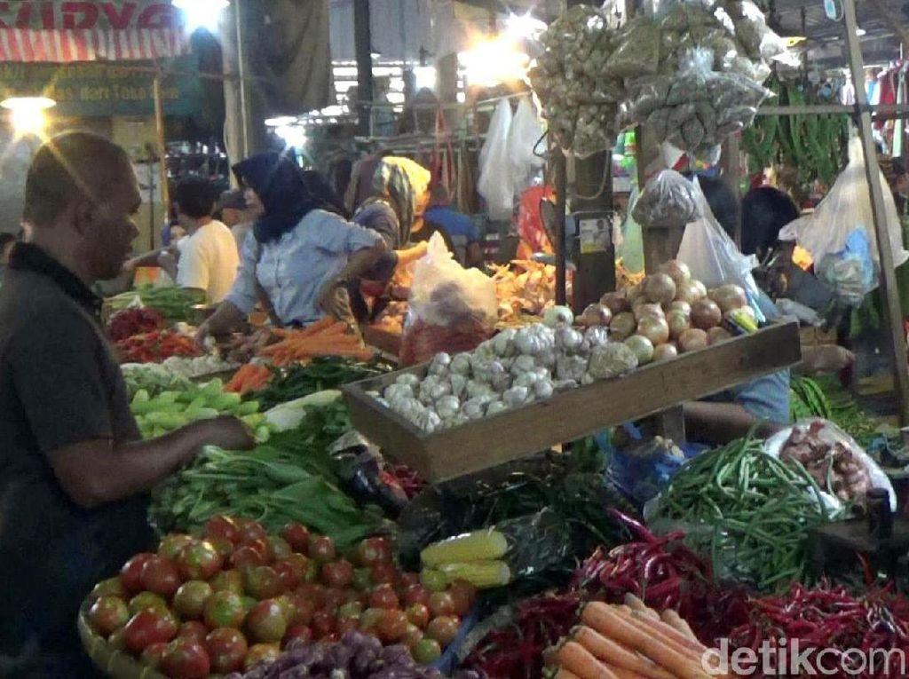 Waduh! Jelang Ramadhan Bawang Putih Tembus Rp 80.000/Kg