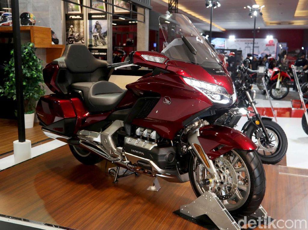 Honda Gold Wing Si Motor Paspampres