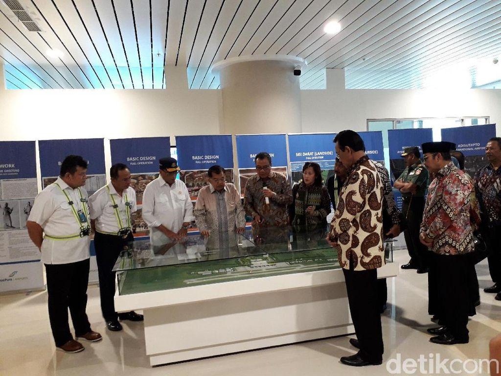 JK: YIA Kulon Progo Bandara Paling Modern di Indonesia