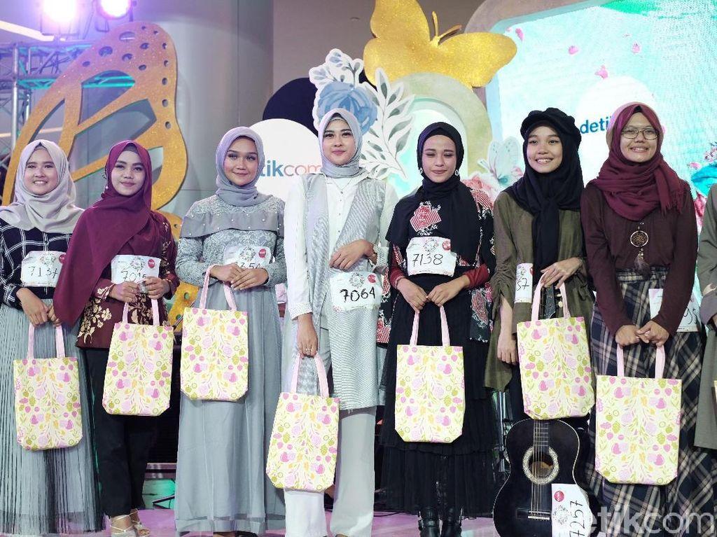 Selamat! Ini 20 Besar Audisi Sunsilk Hijab Hunt 2019 Jakarta