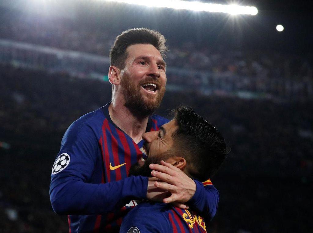 Presiden Barcelona: Semoga Messi Bisa Bermain Hingga Umur 45 Tahun