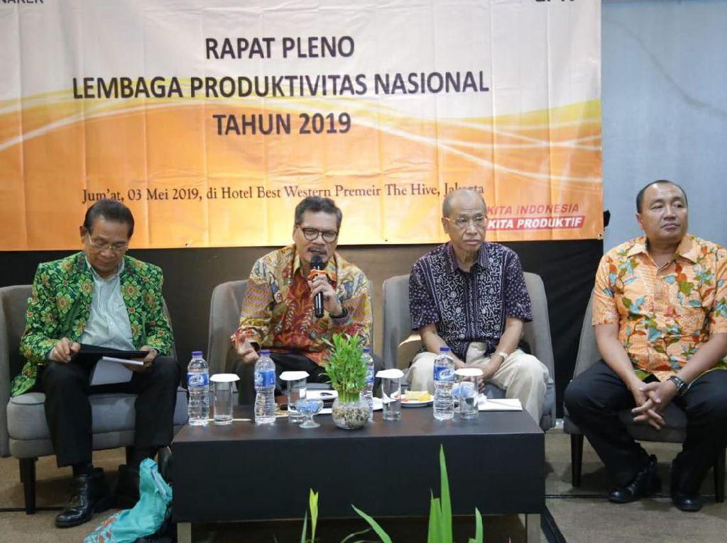LPN Kemnaker Tetapkan 3 Strategi Tingkatkan Produktivitas Nasional