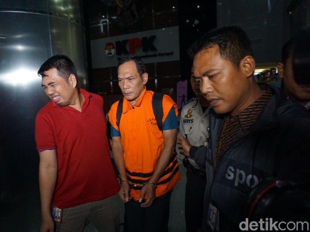 KPK Tahan Hakim PN Balikpapan Tersangka Kasus Suap