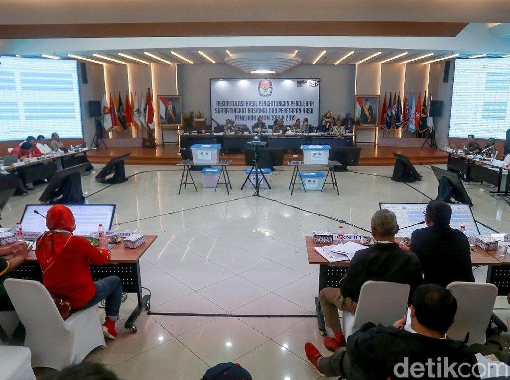 Rekapitulasi Suara LN, Jokowi Unggul di Washington DC, Yangon dan Hanoi