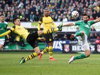 Hasil Liga Jerman: Diimbangi Bremen, Dortmund Gagal Dekati Bayern