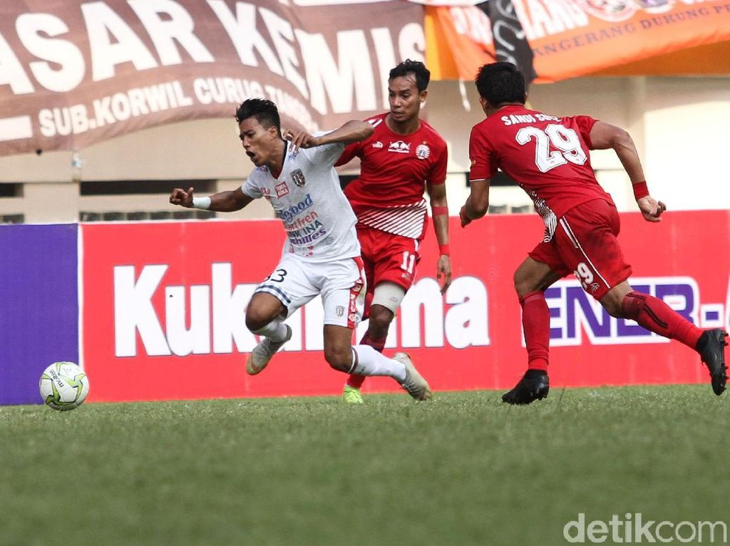 Persija Vs Bali United: Menang 1-0, Macan Kemayoran Melaju