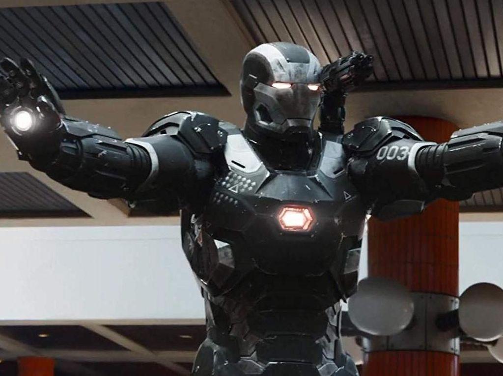 Marvel Siapkan Masa Depan War Machine sebagai Wakil Presiden AS