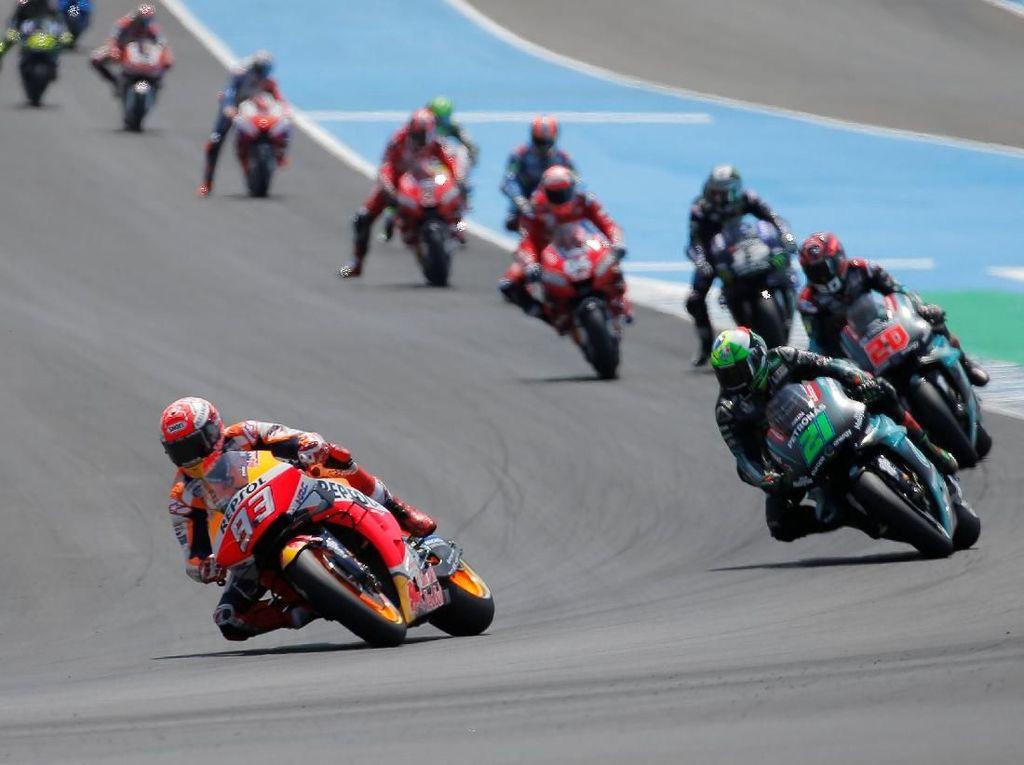 Jerez Diharapkan Gelar Dua Race, Akan Ada MotoGP Andalusia