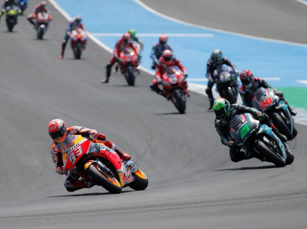 MotoGP Prancis, Tonton Live Streaming di detikSport