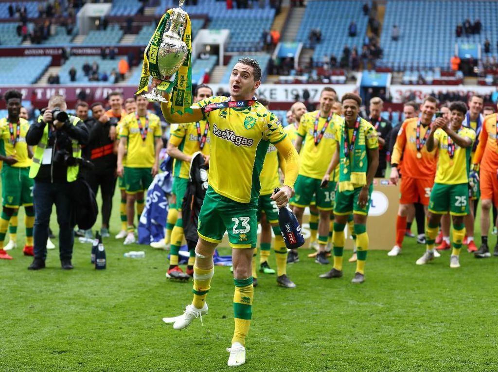 Norwich City Juara Championship, 4 Klub Berjuang di Playoff Premier League
