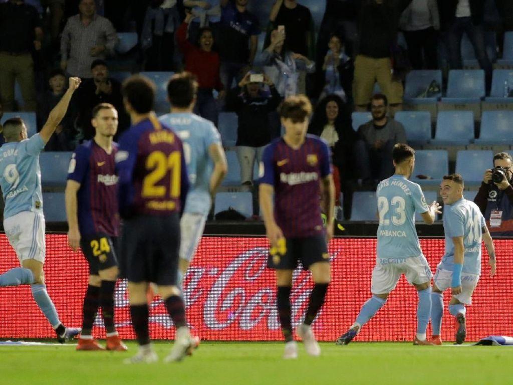 Barcelona Tak Punya Jawaban
