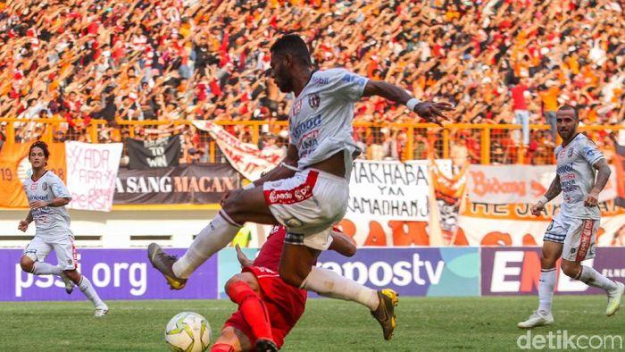 Bali United tersingkir dari Piala Indonesia setelah dikalahkan Persija Jakarta 0-1 (Rifkianto Nugroho/detikSport)