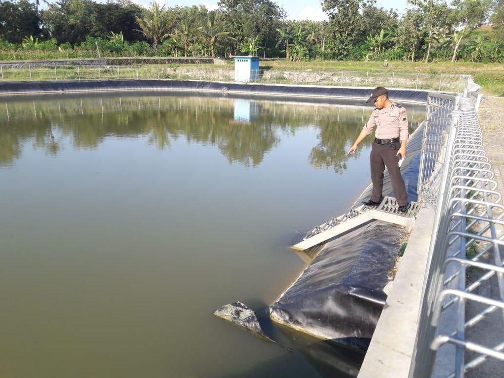 Seorang Bocah Tewas Tenggelam dalam Embung di Boyolali