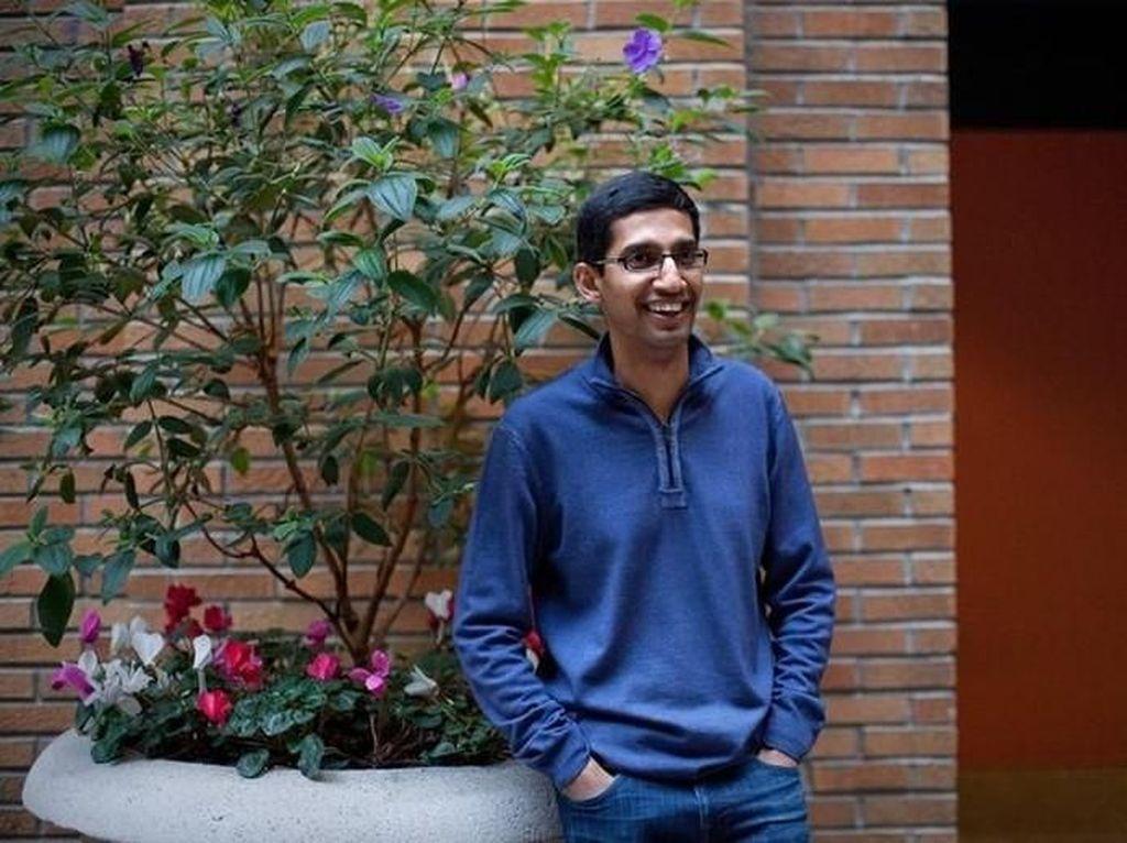 Kisah Kehebatan Dua Pria India Kuasai Google dan Microsoft